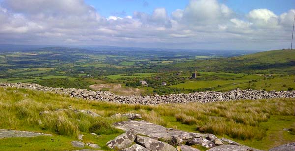 Bodmin Moor walking holiday