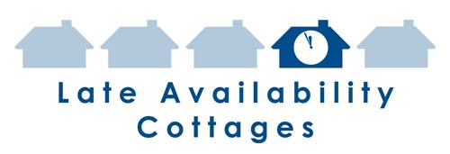 Late Availability Cottages